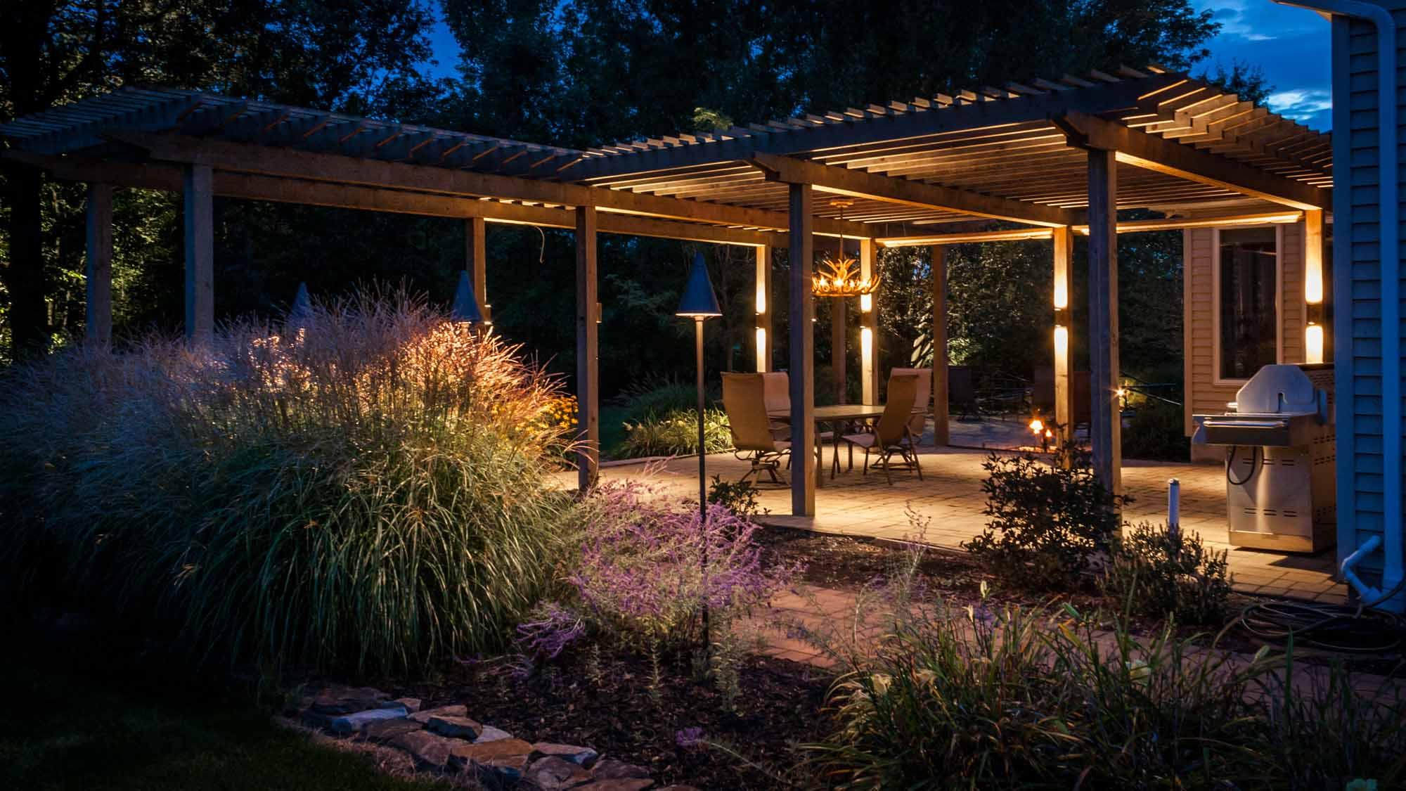 Garden Lighting – Luminated Landscapes